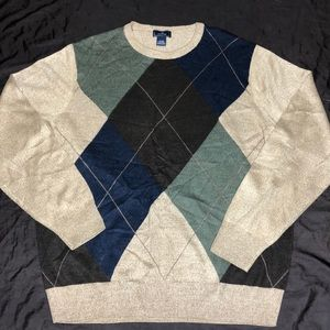 Dockers vintage men's sweater size XL